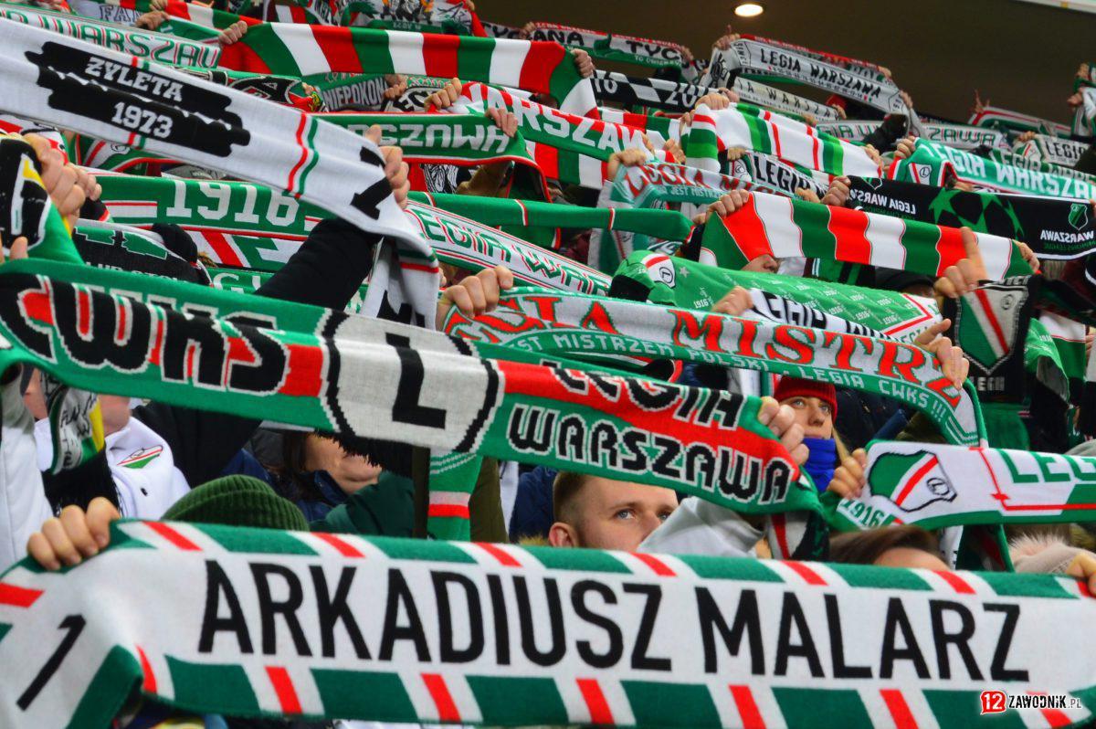 Legia Warszawa – ŁKS Łódź 09.02.2020