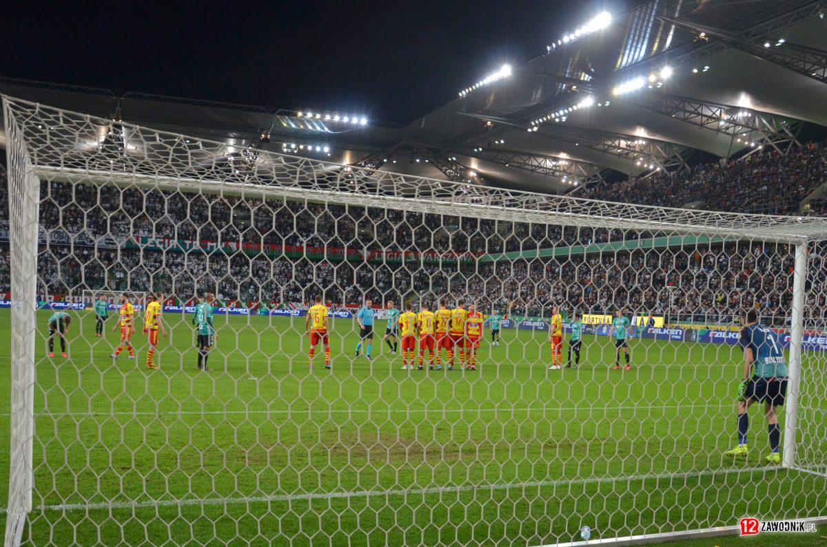 Legia Warszawa – Jagiellonia Białystok 22.02.2020