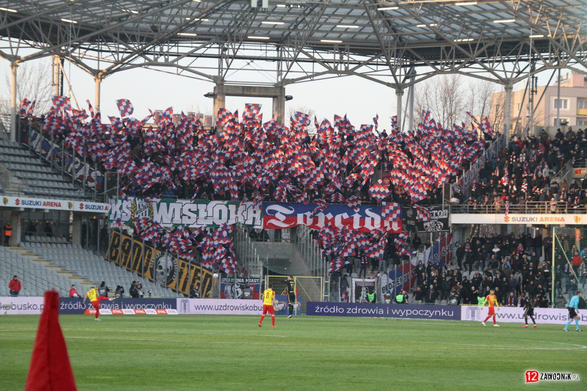 Korona Kielce – Górnik Zabrze 08.02.2020