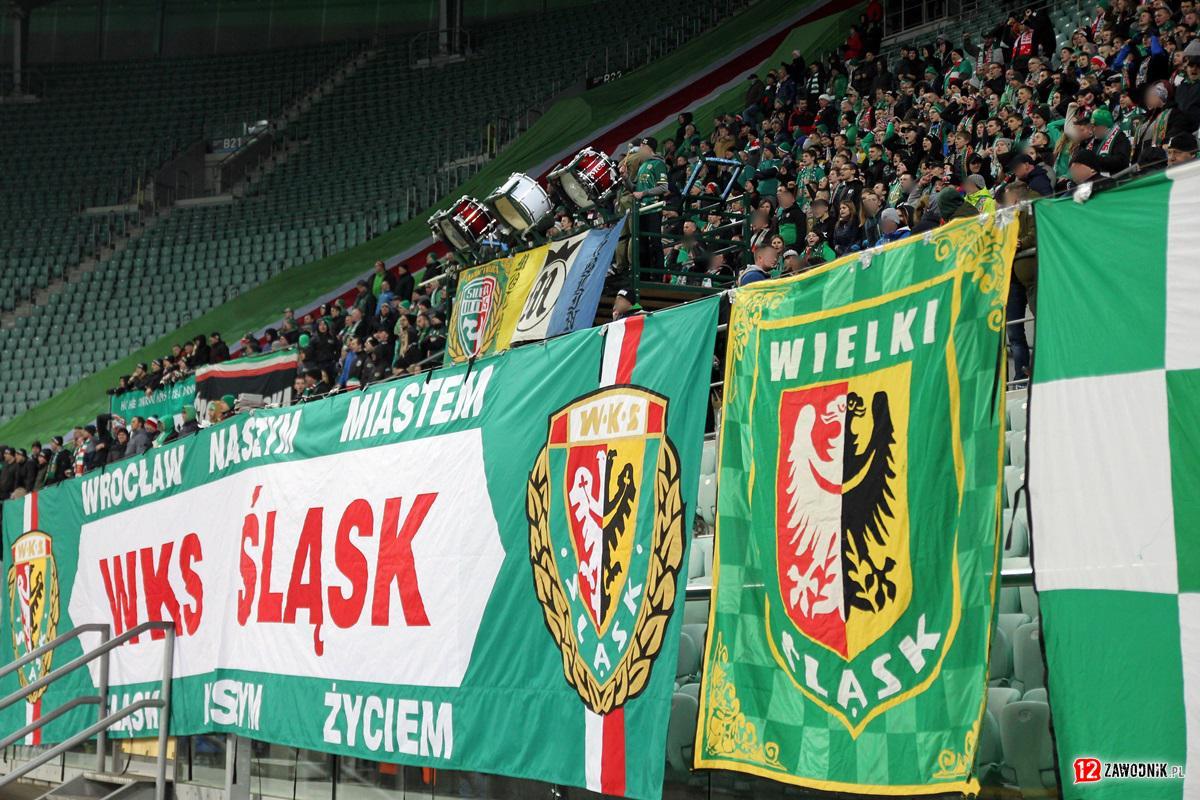 Śląsk Wrocław – Górnik Zabrze 21.02.2020