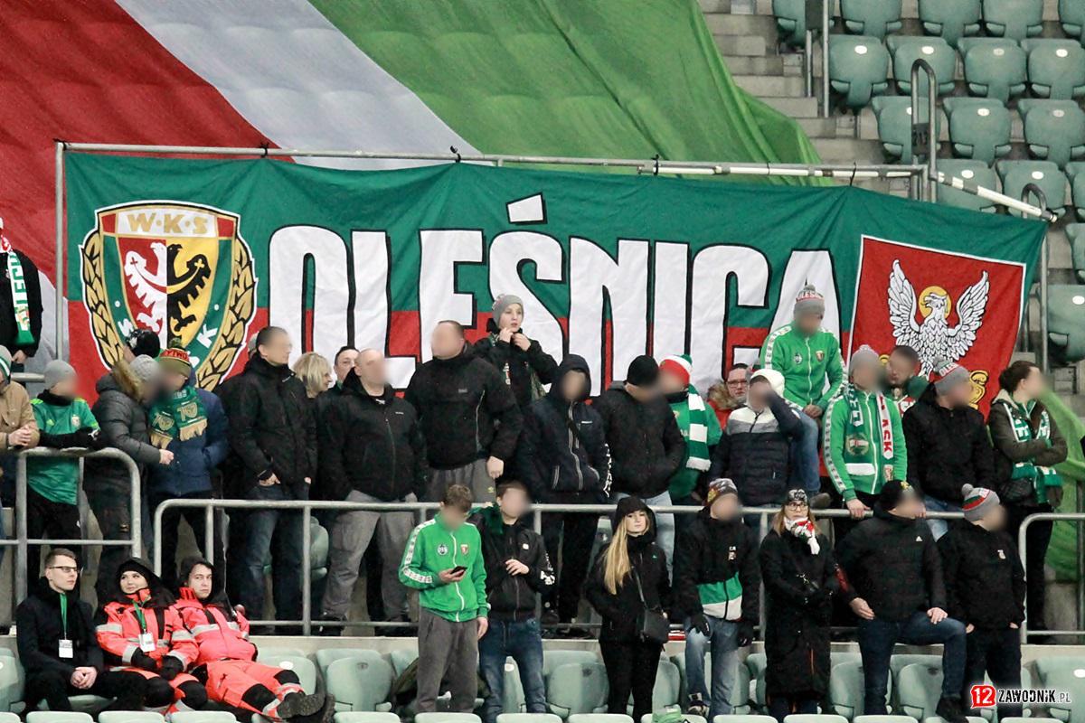 Śląsk Wrocław – Lechia Gdańsk 07.02.2020