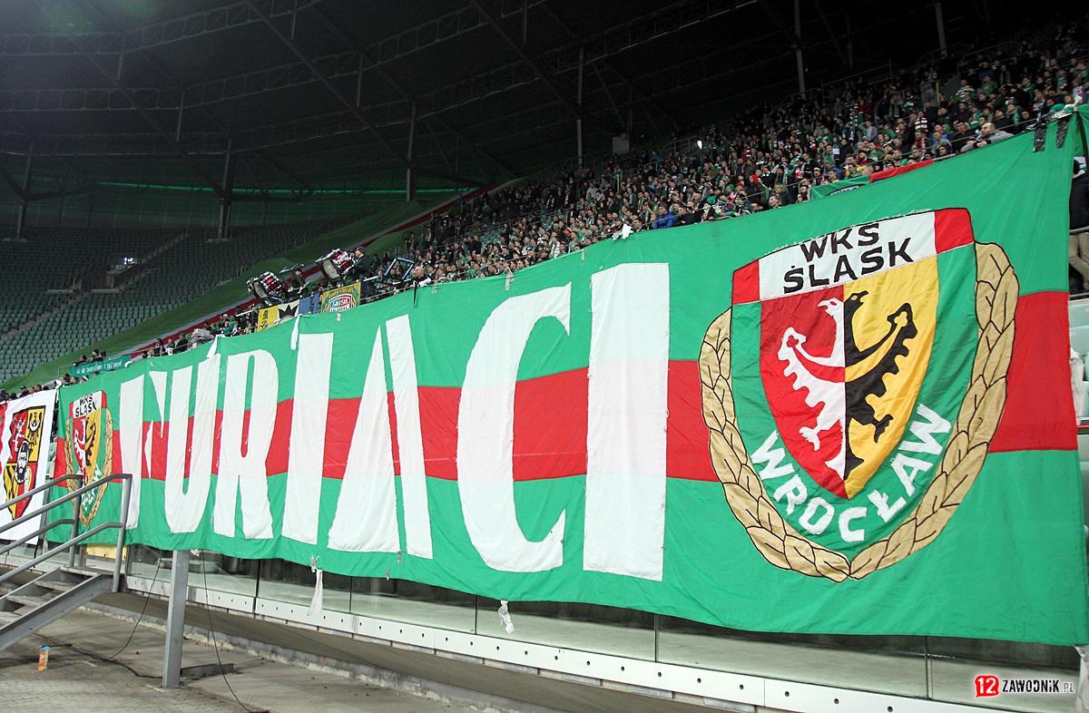 Śląsk Wrocław – Korona Kielce 04.03.2020