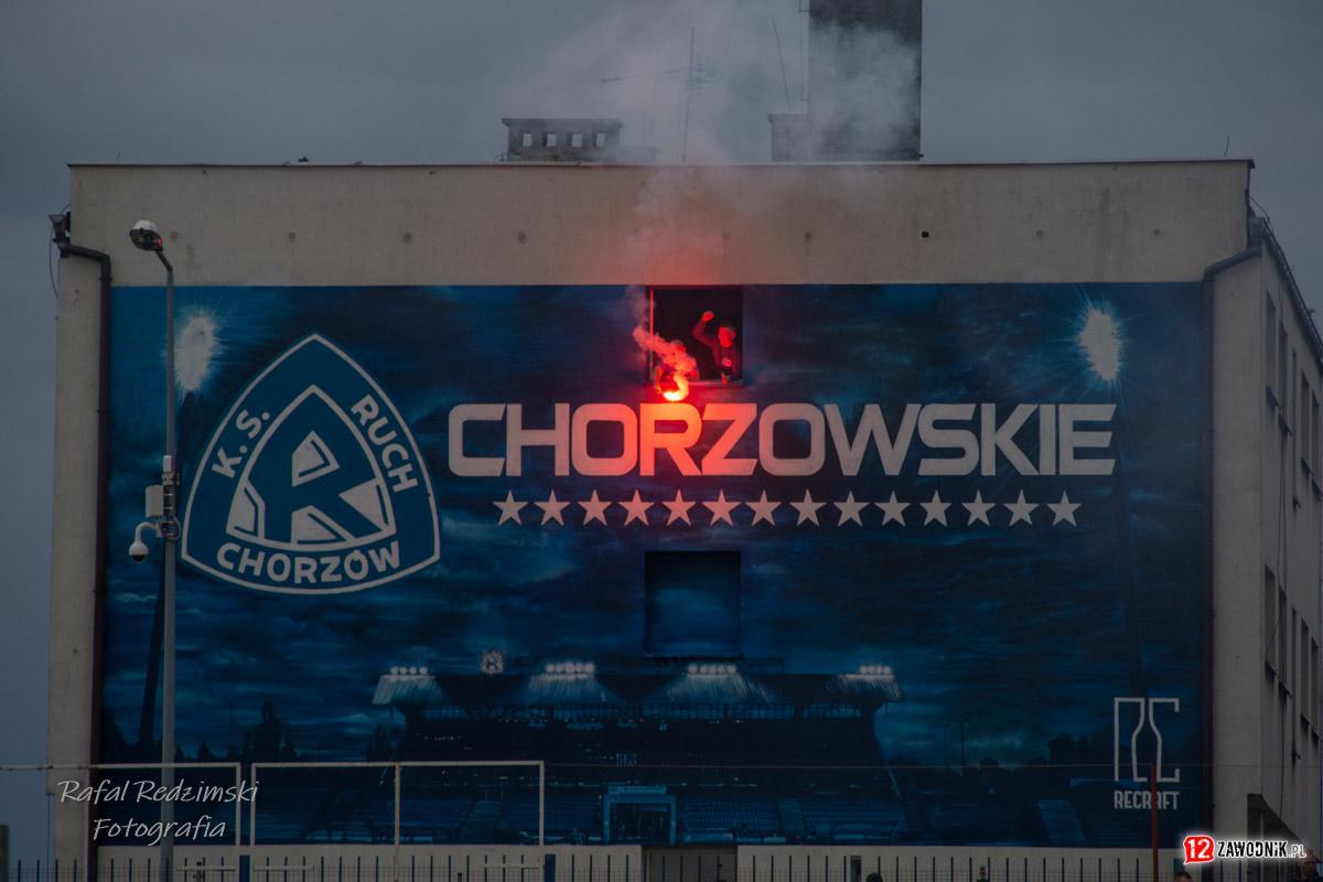 Ruch Chorzów – Row Rybnik