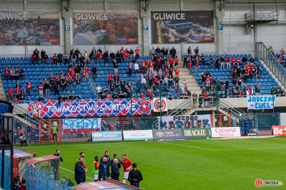 Piast Gliwice – Wisła Kraków