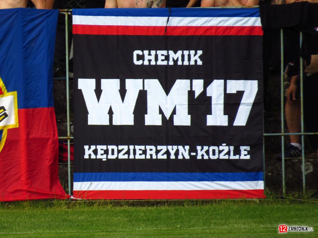 Unia Krapkowice – Chemik Kędzierzyn (05.06.2021)