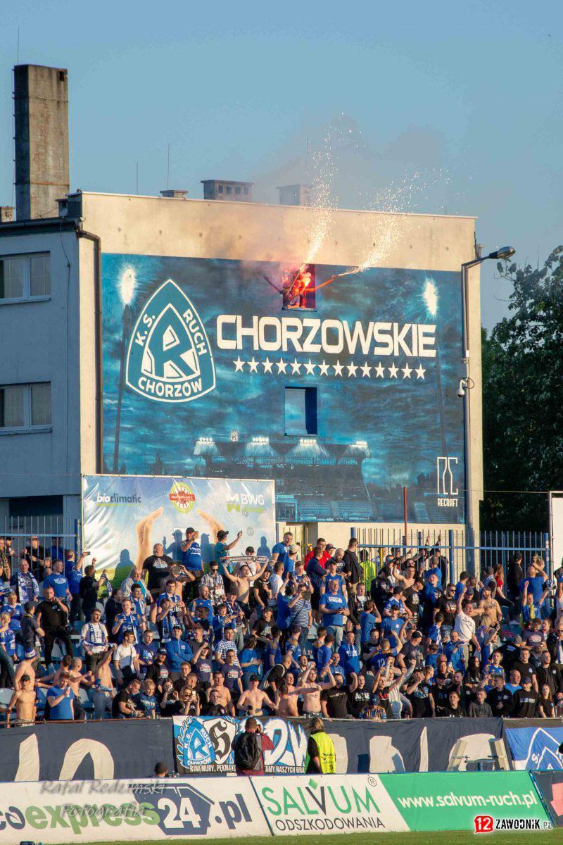 Ruch Chorzów – Miedź II Legnica