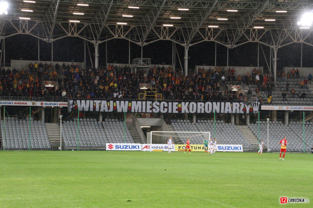 Korona Kielce – Sandecja Nowy Sącz 18.09.2021