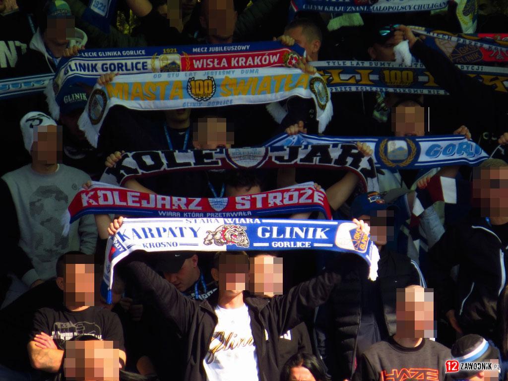 Glinik Gorlice – Wisła Kraków 09.10.2021